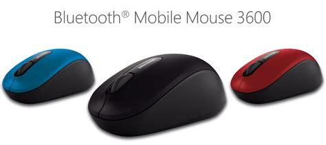 Mouse Bluetooth Terbaru jual microsoft 3600 bluetooth mobile mouse hitam