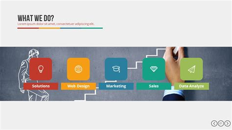 creative business powerpoint presentation template by
