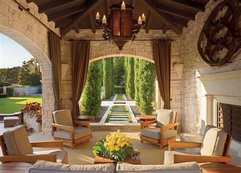 decoration espagnole maison maison de luxe de style colonial espagnol au c蜩ur du