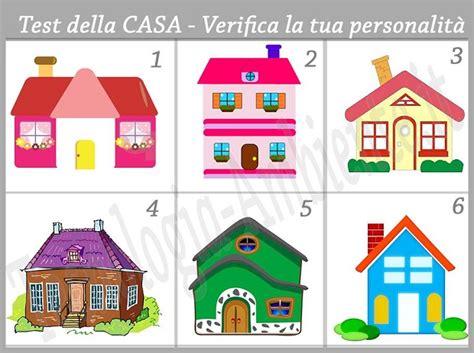 test psicologico scegli la casa attira la tua attenzione