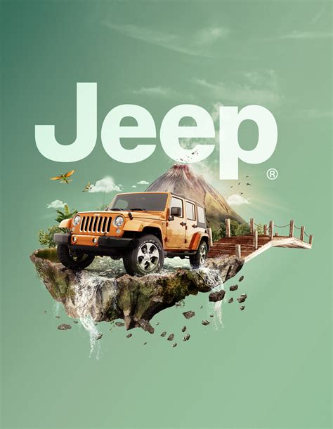 jeep print ads jeep print advert by gitanos wrangler ads of the world