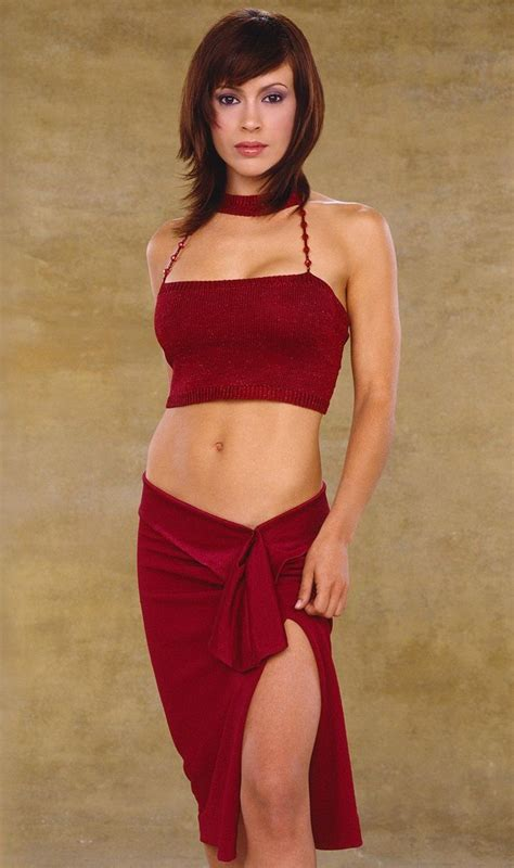 Alyssa Milanos Slinky Strapless Top From Charmed by 17 Best Images About Screen 6 On