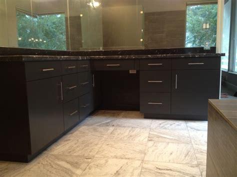 Bathroom Cabinets Tx by Minimalist Modern Bathroom Remodel In Westlake Tx