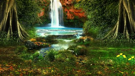 waterfall wallpaper hd 1920x1080 waterfall wallpapers pictures images