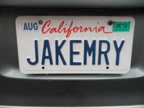 celebrating vanity with vanity license plates