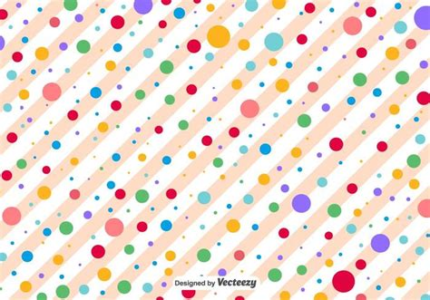 polka dot pattern eps free polka dots vector pattern download free vector art