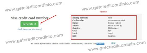 Empty Visa Gift Card Number - working credit card numbers 2017 visa infocard co