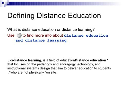 Distance Mba Means by Teaching And Learning Definition Driverlayer Search Engine