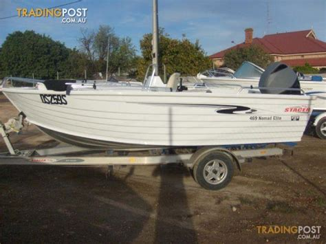 stacer boat covers stacer alum 469 mp nomad my08 for sale in kadina sa