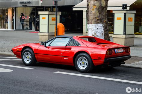 Ferrari 308 Gts by Ferrari 308 Gts 20 February 2016 Autogespot