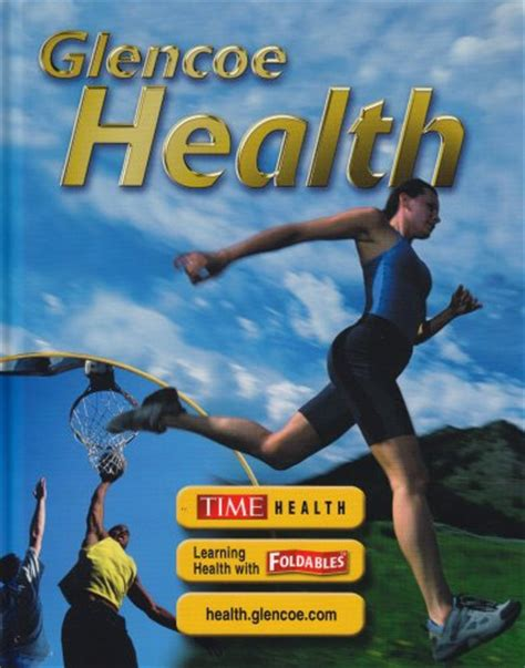a with health books high school health textbook
