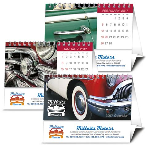 Month Desk Calendar 12 Month Desk Calendar Goimprints