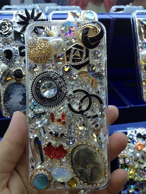 Bling Swarovski Ring Iphone 8 8 Plus buy wholesale swarovski cases chanel bling cover skin for iphone 8 plus black