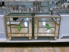 mirrored end table homegoods furniture i