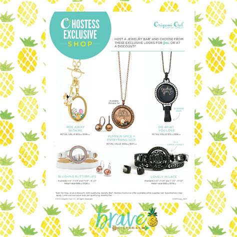 Origami Owl Retailers - november exclusives from origami owl shop host join