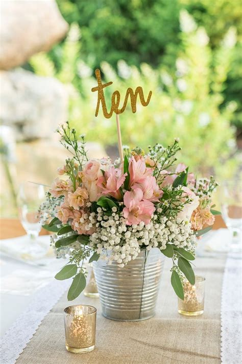 rustic centerpieces for wedding table best 25 barn wedding centerpieces ideas on