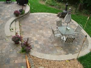 Paver Ideas For Patio Backyard Patio Design Ideas To Accompany Your Tea Time Ideas 4 Homes