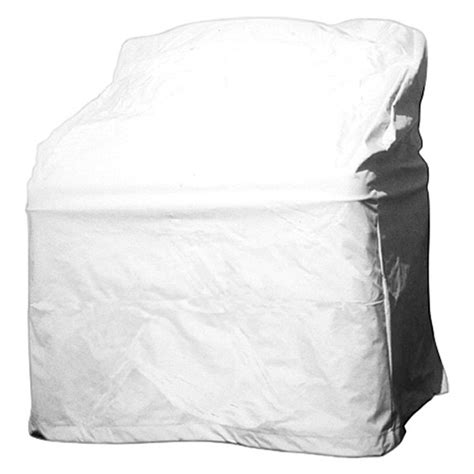 taylor boat seat covers taylor made 174 40400 white boat seats and console cover