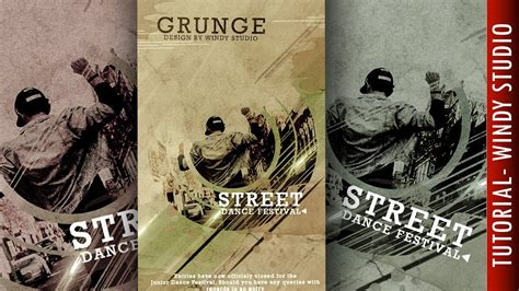 rubber st photoshop tutorial photoshop tutorial how to create a grunge