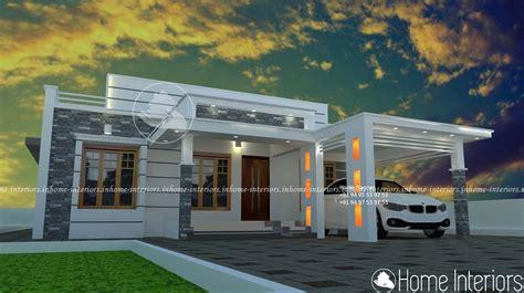 kerala home design 1600 sq feet 1600 square feet single floor contemporary budget home design