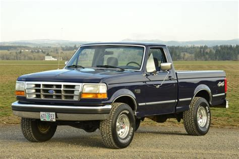 94 ford f150 for sale no reserve 1994 ford f 150 xlt 4x4 5 speed for sale on