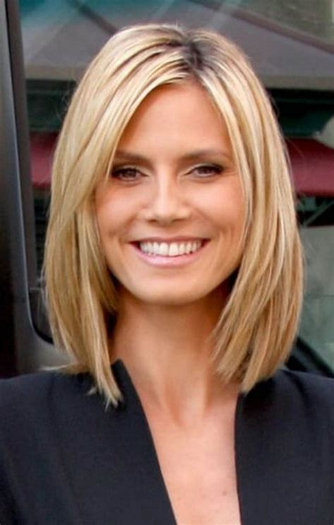 on trend hairstyles for 40 somethings medium length haircuts 2016 design trends