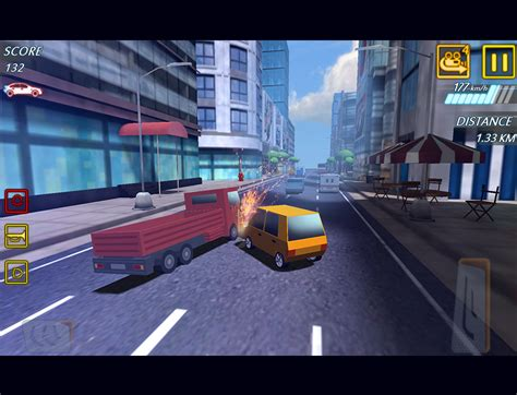 blocky roads full version 1 2 2 blocky highway roads racer 3d android apps on google play