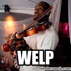 Welp Meme - welp