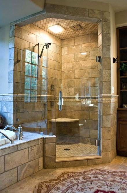 upstairs bathroom corner shower pinteres 1000 images about bathroom splash on pinterest shelves