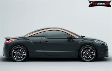 peugeot rcz r modified 2014 peugeot rcz r the most powerful french coupe series