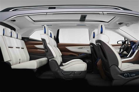 subaru forester interior 3rd row subaru ascent suv concept interior overview motor trend