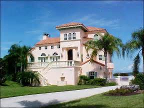 Florida Style Homes by Crossroad Puzzle Spanish Homes In A New Land