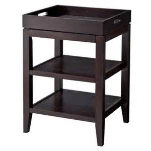 tray accent table accent table with removable tray black i target