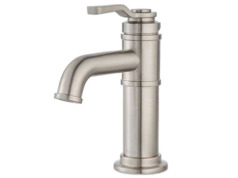 Pp Faucet by Pfister Breckenridge Single Centerset Bath Faucet
