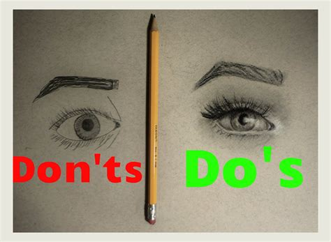 Eyeball Pc No I Dont Get It Either by Realistic Eye Drawing What To Do What Not To Do