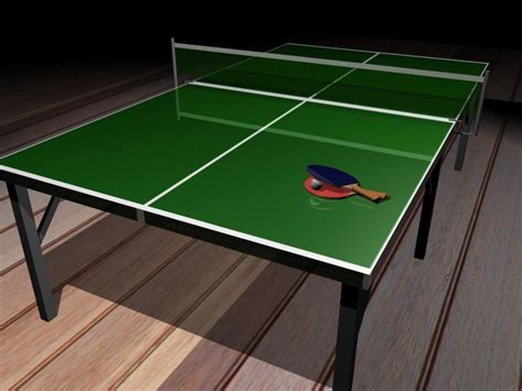Of Table Tennis by Table Tennis