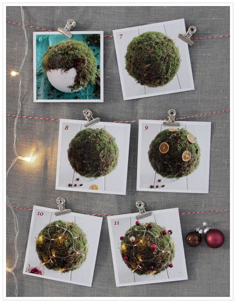 Weihnachtsdekoration Garten Selber Machen by Weihnachtsdeko Selber Machen Weihnachtskugeln F 252 R Drau 223 En
