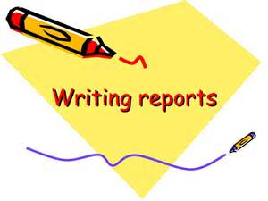 Report Writing Ppt powerpoint writing reports