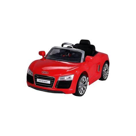 Audi R8 Kinder by Kinder Elektroauto Audi R8 Lizenziert Rot Kaufen Otto