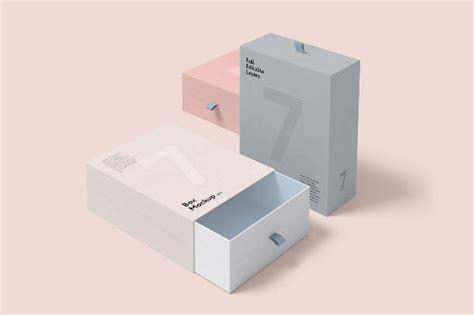 mockup design box 12 box mockup templates free premium templates