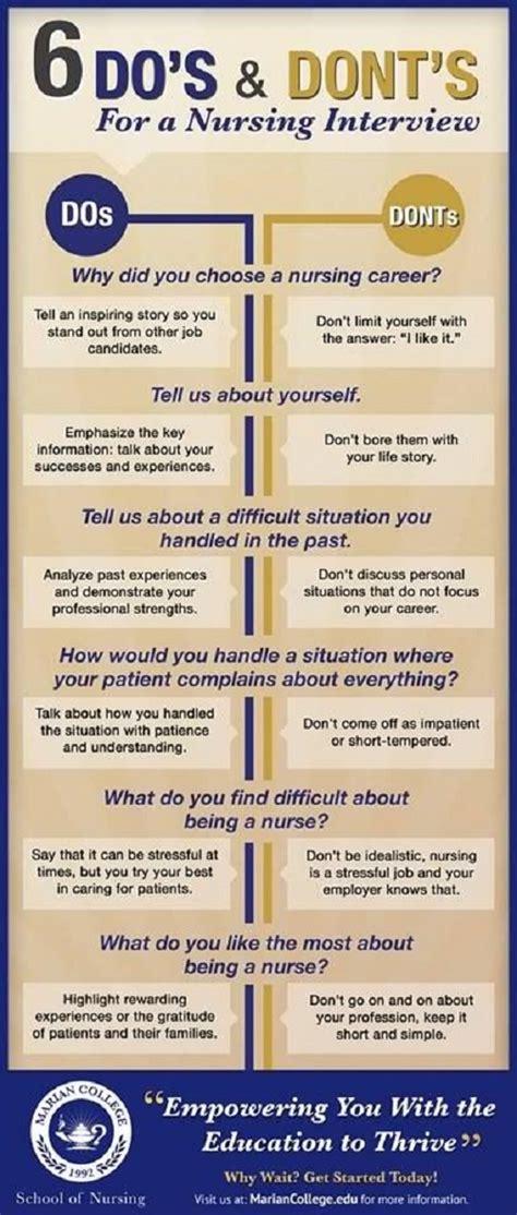 8 job interview tips that get nurses hired nursebuff