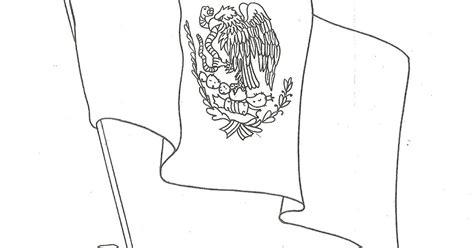 imagenes para colorear bandera de mexico pinto dibujos d 237 a de la bandera de m 233 xico dibujo para