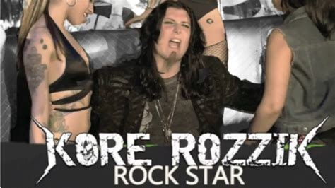 New York City Release For Kevin Federlines Debut Album With 2 by New York City S Kore Rozzik Release Debut Single Rockstar
