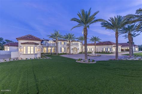 exquisite homes the most exquisite home in paradise valley arizona on