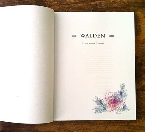 walden book project walden redesign on student show