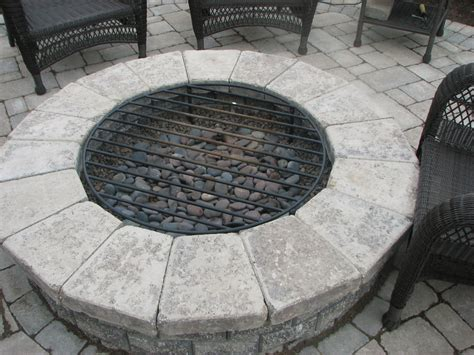 grill pit pit kit patio traditional with ep henry pit