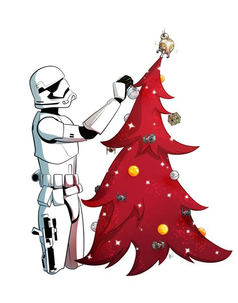 imagenes feliz navidad star wars a merry star wars christmas by kilowhat on deviantart