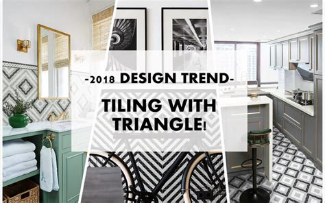 interior design trends in 2017 2018 photos with best 2018 design trend tiling with triangles ant tile