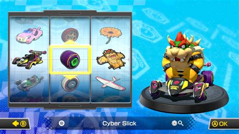 8 Characters That Id To Be by Mario Kart 8 Deluxe Best Kart Best Character Build Combo