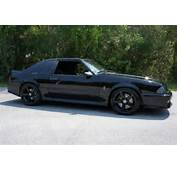 All Black Everything Foxbody  Pinterest